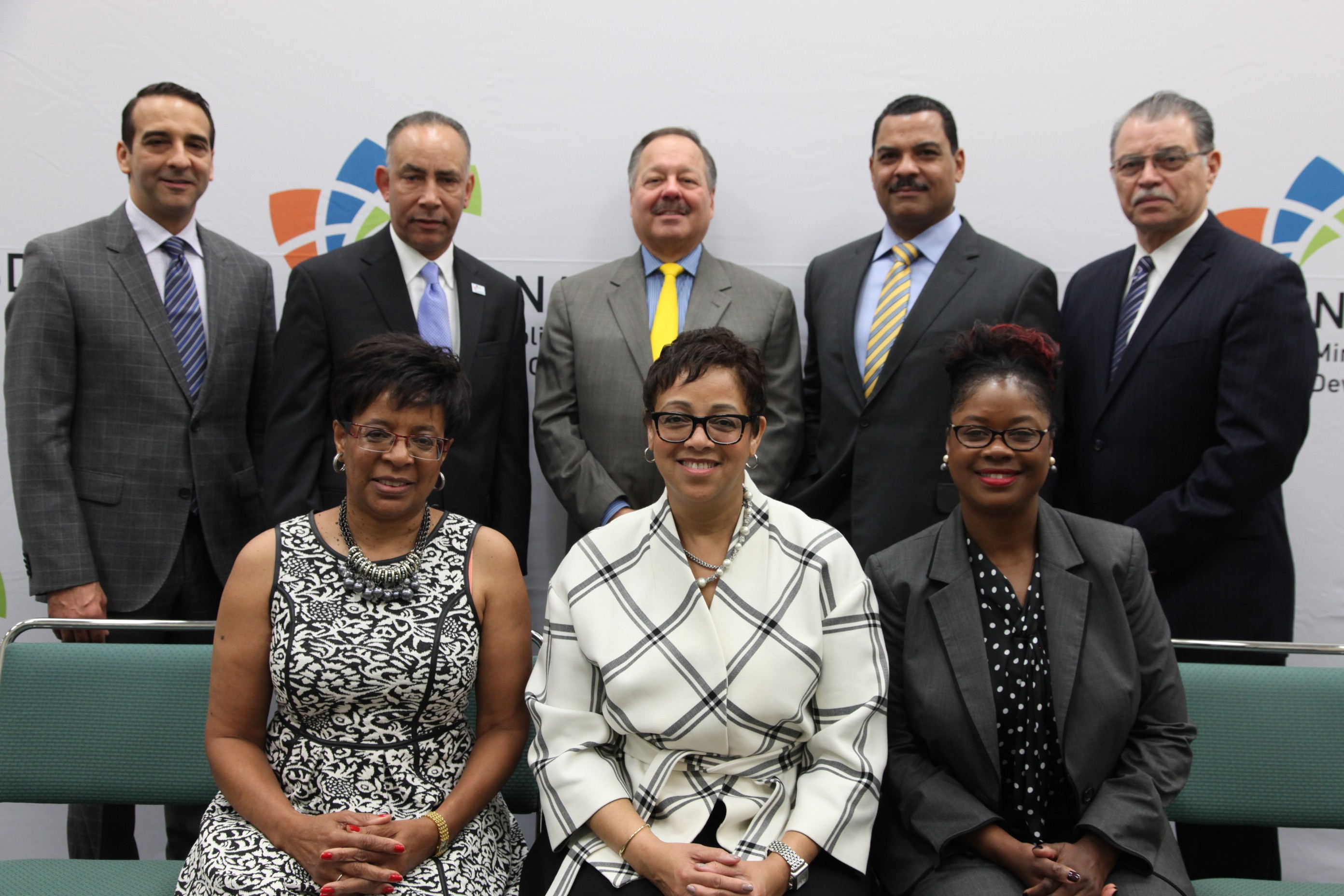 2014 NMSDC Luncheon participants.