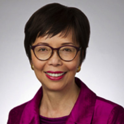 Susan Au Allen, National President & CEO, U.S. Pan Asian American Chamber of Education Foundation (USPAACC)