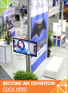 Become an Exhibitor. Click Here